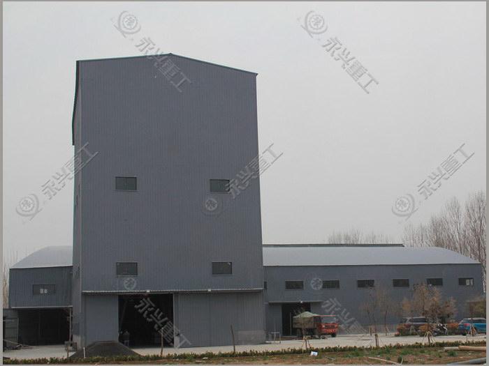 年产20万吨干混砂浆搅拌站