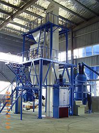 安徽旌德恒科保温建材有限公司-全自动保温砂浆生产线