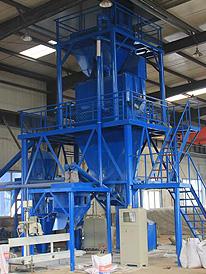 平顶山德信科技有限公司-全自动保温砂浆生产线