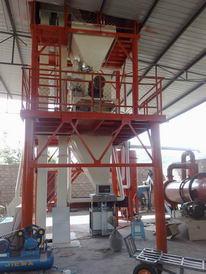 重庆飞川建筑保温材料有限公司-砂浆生产线