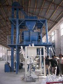 郑州世成建筑材料有限公司-干粉砂浆生产线