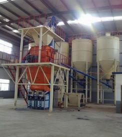 甘肃省建材科研设计院 粉刷石膏生产线