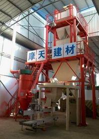 广西省桂林摩天建材有限公司-砂浆生产线