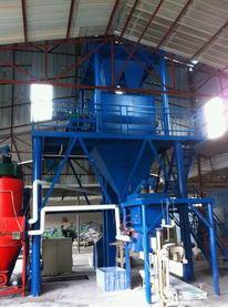 广东省江门瑞丰装饰材料有限公司-全自动干粉砂浆生产线