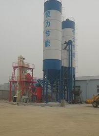 安徽省阜阳恒力节能建材有限公司-全自动干粉砂浆机组