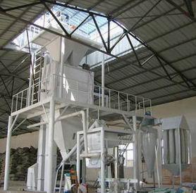安徽省滁州飞鸿建材科技有限公司-外墙保温砂浆生产线