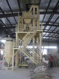 安徽六安华伟佳建材科技有限公司-玻化微珠保温砂浆生产线