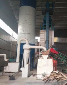 江西双威建材时产10吨砂浆生产线