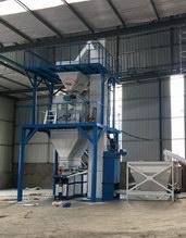 四川成都时产15-20吨干粉砂浆生产线