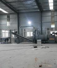 陕西省安康市鑫利达时产5吨砂子烘干机