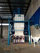 安徽六安宛泰建材时产5吨砂浆机组