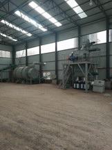 内蒙古乌兰察布时产5吨砂浆生产线