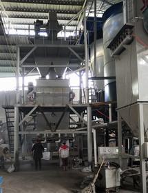 四川利又来建材年产10万吨特种砂浆线