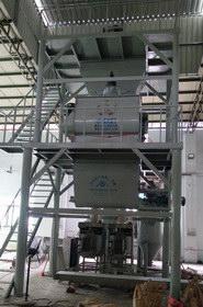 广东东莞洛克建材年产10万吨特种砂浆线