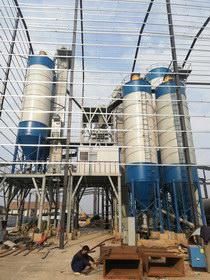 商丘合创建材年产20万吨干混砂浆搅拌站