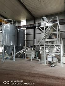 重庆特种砂浆生产线(15T/h)