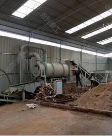 江西中砂建材砂浆生产线
