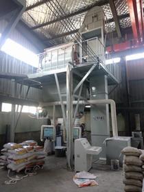 奥邦建材保温砂浆生产线