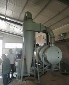 阜阳时产5吨河沙烘干机