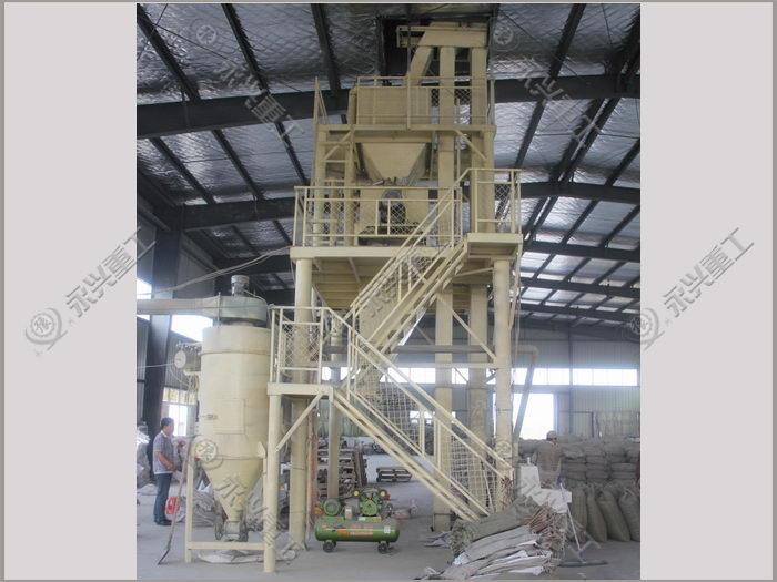 轻质干粉砂浆混合机组