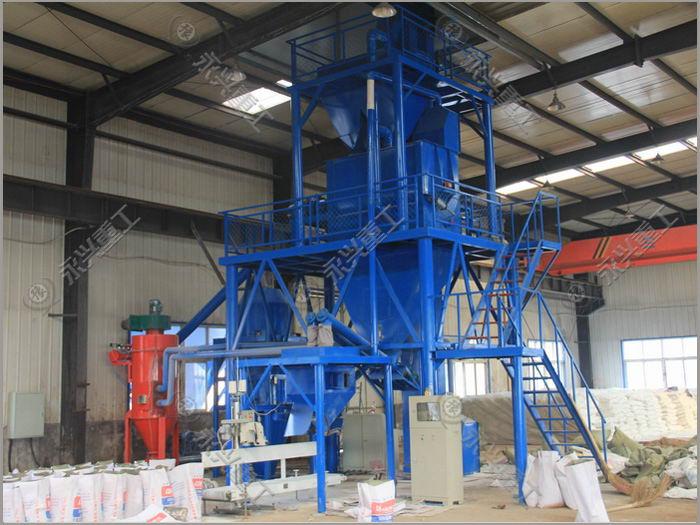 全自动配料保温砂浆生产线