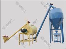 简易型干粉砂浆阀口包装机组