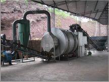 河沙烘干机生产线