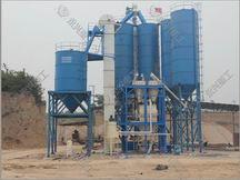 阶梯式干混搅拌站(年产30万吨)