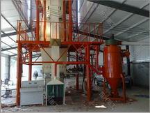 腻子粉生产线设备