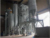 年产30万吨干混砂浆生产线