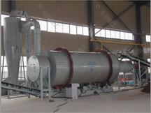 时产20吨沙子烘干机